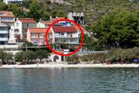 Apartments by the sea Marina (Trogir) - 4850