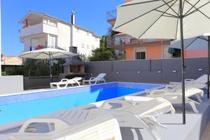 Family friendly apartments with a swimming pool Podstrana, Split - 4859