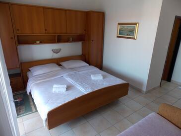 Barbat, Sypialnia w zakwaterowaniu typu room, WIFI.