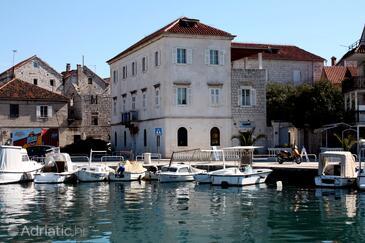 Trogir, Trogir, Property 4869 - Rooms near sea with pebble beach.