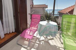 Apartments with a parking space Brela (Makarska) - 4872