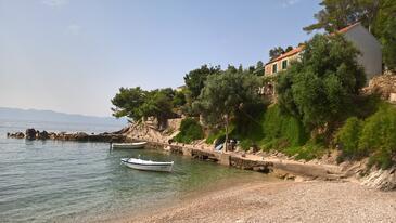 Torac, Hvar, Objekt 4875 - Ubytování v blízkosti moře s oblázkovou pláží.