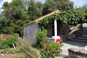 Žrnovo, Korčula, Alloggio 4876 - Casa vacanze con la spiaggia ghiaiosa.