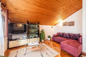 Grebaštica, Гостиная в размещении типа apartment, доступный кондиционер, Домашние животные допускаются и WiFi.