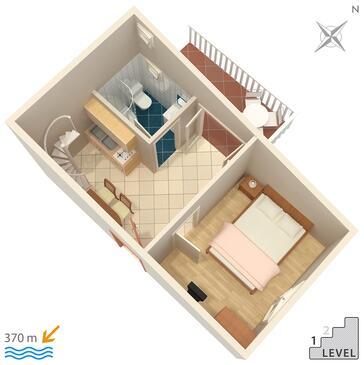 Chorwacja mieszkanie dom dom hotel latarnia morska for Apartment wifi plans