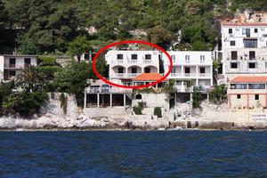 Apartments by the sea Sobra, Mljet - 4889