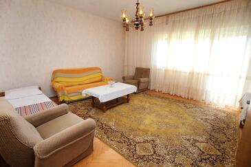 Vinišće, Гостиная в размещении типа apartment, WiFi.