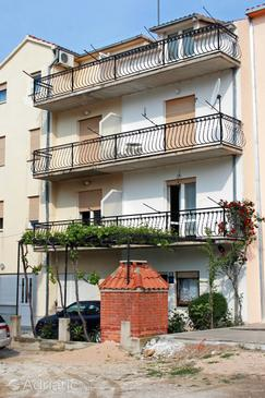 Podstrana, Split, Objekt 4894 - Ubytování s oblázkovou pláží.
