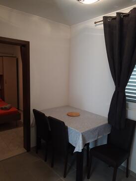 Blaca, Jídelna v ubytování typu apartment, WIFI.