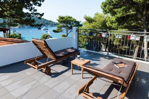 Apartments by the sea Cove Saplunara (Mljet) - 4900