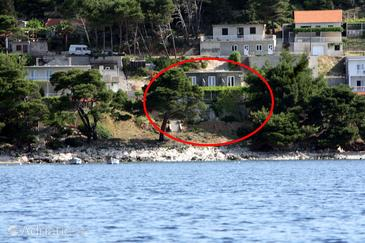 Saplunara, Mljet, Property 4903 - Apartments near sea with sandy beach.