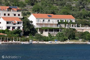 Soline, Mljet, Property 4904 - Rooms by the sea.