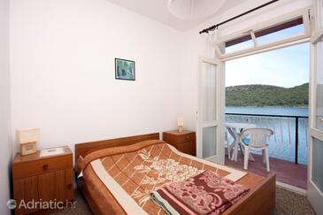 Polače, Bedroom in the room.