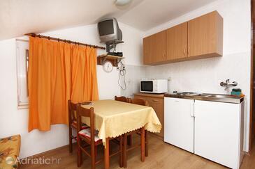 Pomena, Dining room in the apartment, dopusteni kucni ljubimci.