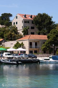 Pomena, Mljet, Property 4919 - Apartments and Rooms by the sea.