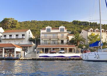 Polače, Mljet, Property 4921 - Apartments by the sea.