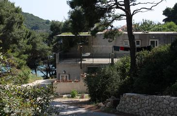 Saplunara, Mljet, Property 4922 - Apartments near sea with sandy beach.