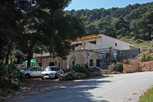 Apartments with a parking space Cove Saplunara, Mljet - 4923