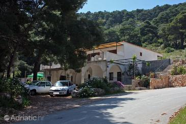 Saplunara, Mljet, Property 4923 - Apartments with sandy beach.