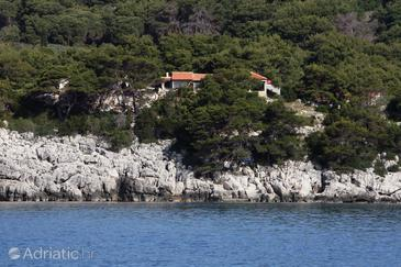 Saplunara, Mljet, Property 4925 - Apartments by the sea.