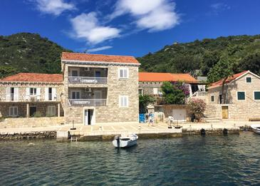 Okuklje, Mljet, Property 4933 - Apartments by the sea.
