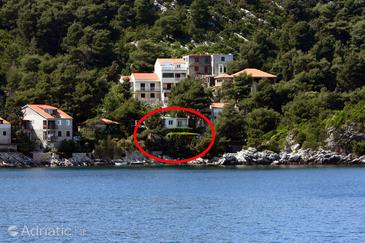 Sobra, Mljet, Property 4936 - Apartments by the sea.