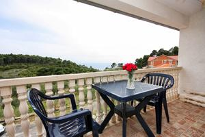 Apartments with a parking space Ropa (Mljet) - 4944