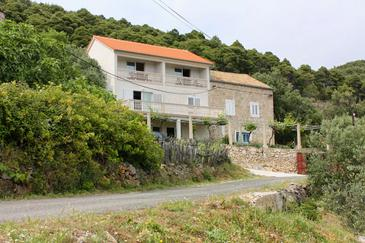 Ropa, Mljet, Property 4944 - Apartments in Croatia.