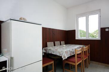 Prožurska Luka, Столовая в размещении типа house.