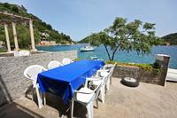 Seaside holiday house Prožurska Luka (Mljet) - 4946