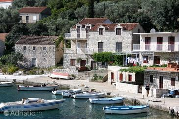 Prožurska Luka, Mljet, Property 4947 - Apartments by the sea.