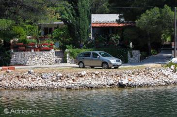 Okuklje, Mljet, Property 4949 - Apartments by the sea.
