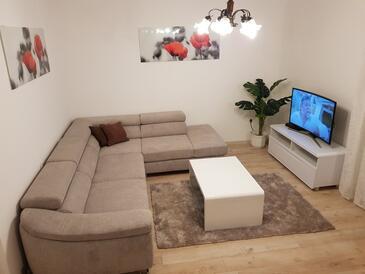 Barbat, Obývací pokoj v ubytování typu apartment, WiFi.