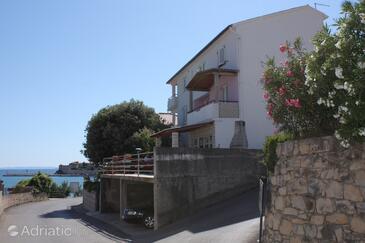 Banjol, Rab, Property 4952 - Apartments by the sea.