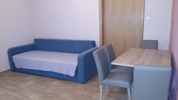 Mundanije, Гостиная в размещении типа apartment, доступный кондиционер и WiFi.