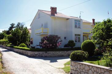 Palit, Rab, Property 4958 - Apartments in Croatia.