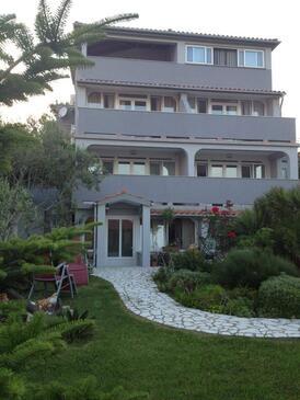 Lopar, Rab, Property 4961 - Apartments with sandy beach.