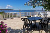 Apartmány u moře Barbat (Rab) - 4975