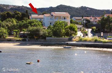 Banjol, Rab, Property 4976 - Apartments and Rooms near sea with sandy beach.