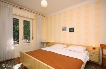 Banjol, Bedroom in the room, dostupna klima, dopusteni kucni ljubimci i WIFI.