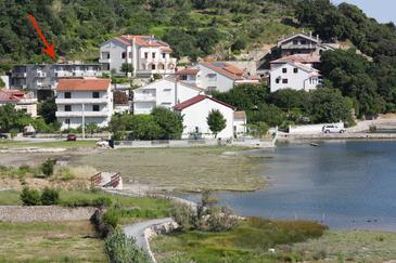 Palit, Rab, Property 5004 - Apartments by the sea.