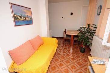 Palit, Salon dans l'hébergement en type apartment, dopusteni kucni ljubimci i WIFI.