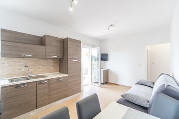 Palit, Obývací pokoj v ubytování typu apartment, domácí mazlíčci povoleni a WiFi.