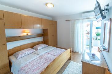 Palit, Спальня в размещении типа room, доступный кондиционер, Домашние животные допускаются и WiFi.