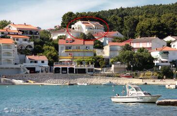 Banjol, Rab, Objekt 5022 - Ubytování v Chorvatsku.