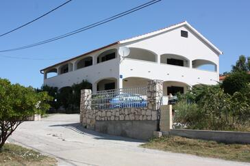 Lopar, Rab, Property 5024 - Apartments with sandy beach.