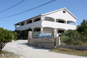 Lopar, Rab, Объект 5024 - Апартаменты с песчаным пляжем.