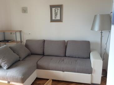 Barbat, Dnevna soba v nastanitvi vrste apartment, Hišni ljubljenčki dovoljeni in WiFi.