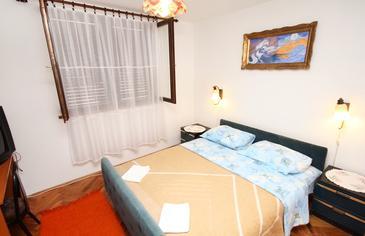 Poljanak, Schlafzimmer in folgender Unterkunftsart room, dopusteni kucni ljubimci i WIFI.