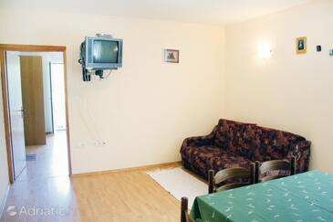 Kampor, Гостиная в размещении типа apartment, Домашние животные допускаются и WiFi.